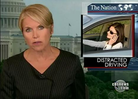 CBS Evening News with Katie Couric